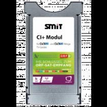 SimpliTV KOMBI CI+ MODUL für DVB-S2 und DVB-T2-fähige TV-Geräte