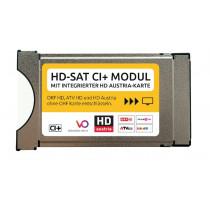 HD-SAT CI+ Modul mit integrierter HD Austria-Karte für ORF