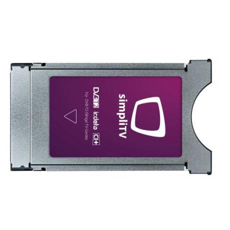 simpliTV Modul  für DVB-T2 TV-Geräte und Receiver