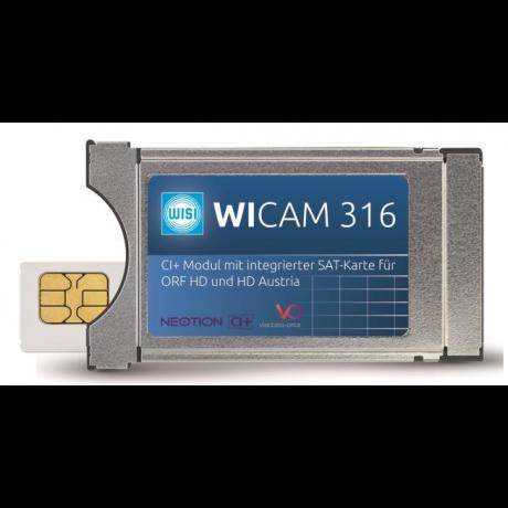 WICAM 316 Cardless Modul